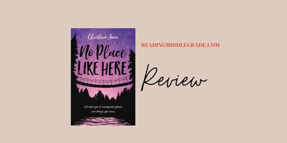NO PLACE LIKE HERE - Book Review