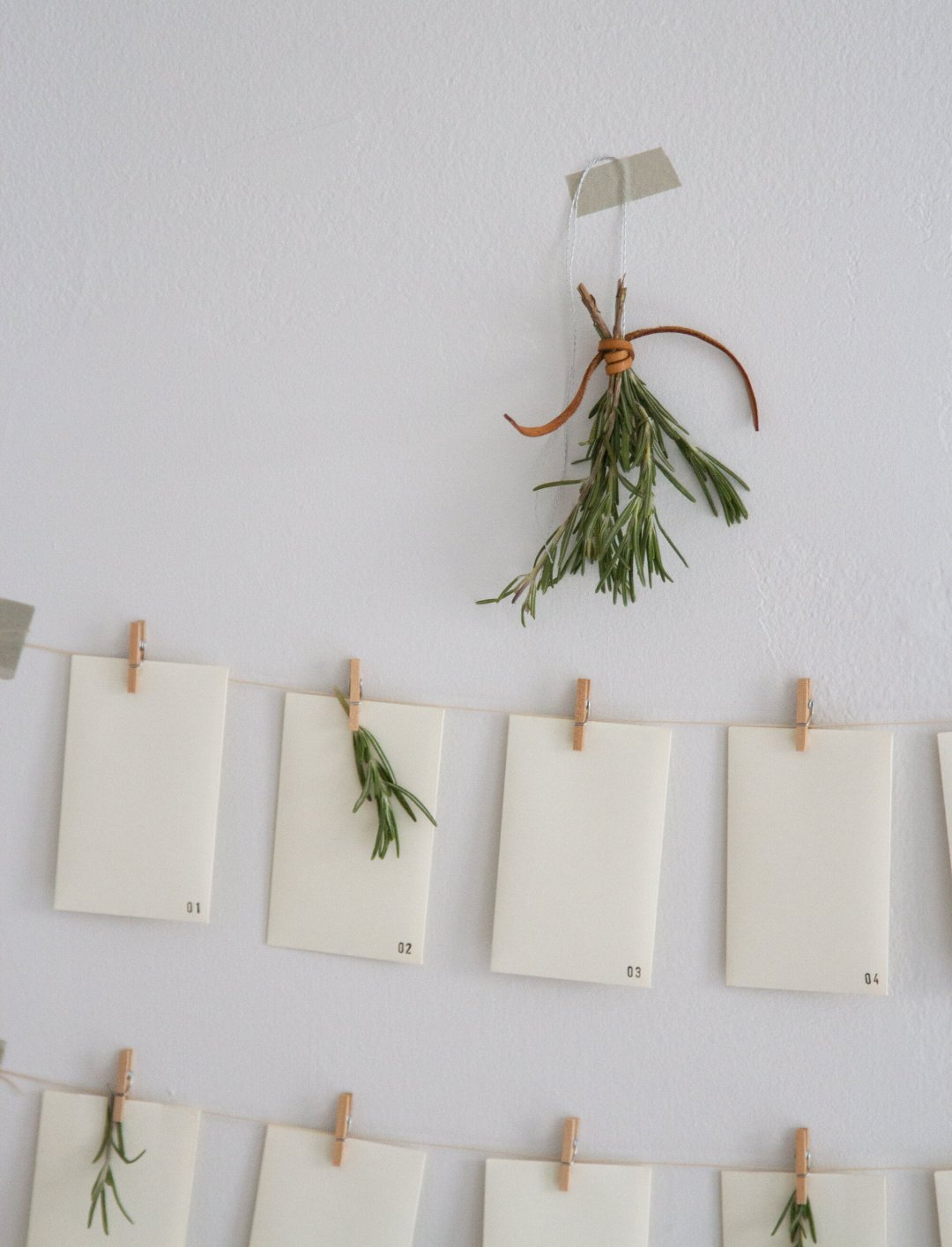 a peace and justice advent calendar | reading my tea leaves