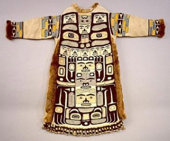 tlingit tunic fancy