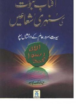 Aftab e Nabuwat Ki Sunehri Shuaein Free Pdf