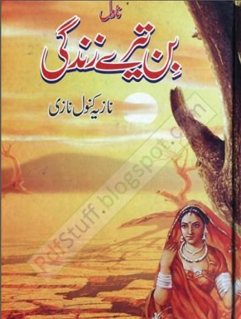 Bin Tere Zindagi Novel By Nazia Kanwal Nazi