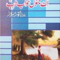 Ek Junoon Khwab Tarb Novel By Ushna Kausar Sardar Pdf