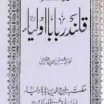 Tazkira Qalandar Baba Auliya By Shamsuddin Azeemi Pdf