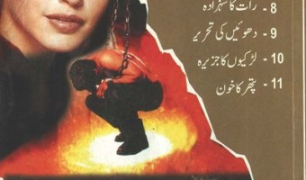 Raat Ka Shahzada Imran Series Jild 3 By Ibne Safi Pdf