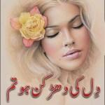 Dil Ki Dharkan Ho Tum Novel By Farwa Mushtaq Pdf