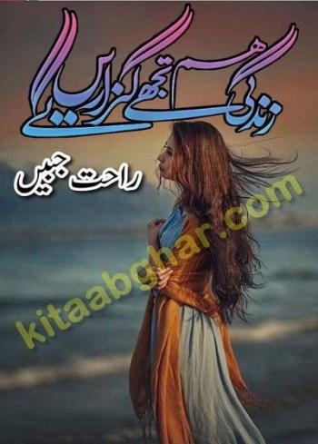 Zindagi Hum Tujhe Guzaren Gay Novel By Rahat Jabeen Pdf