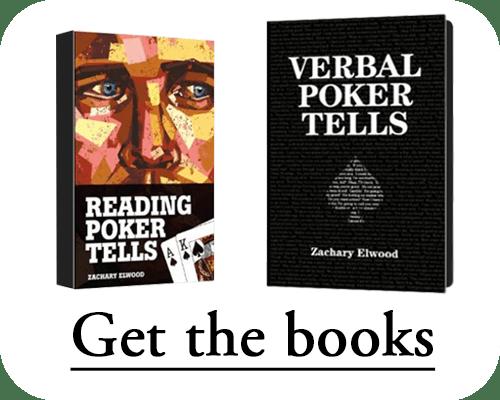 Poker tells books