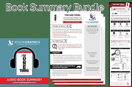 The One Thing summary_book summary bundle