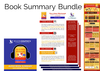 The 4 hour workweek_book summary bundle