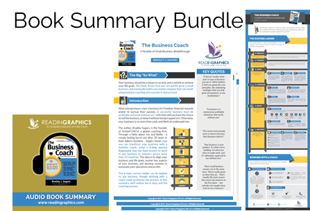 Best Startup book_The Business Coach summary