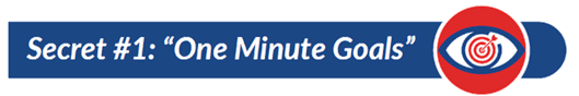 The New one Minute Manager summary_Title_One Minute Goals