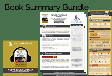 Awaken the Giant Within summary_book summary bundle