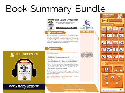 Who Moved My Cheese summary_book summary bundle