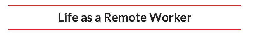 Remote Book Summary_Title_Life as a remote worker