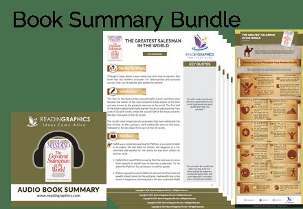 The Greatest Salesman in the World summary_book summary bundle