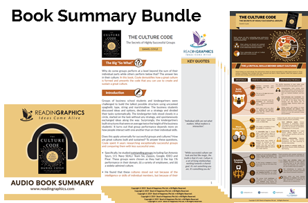 The Culture Code summary_book summary bundle