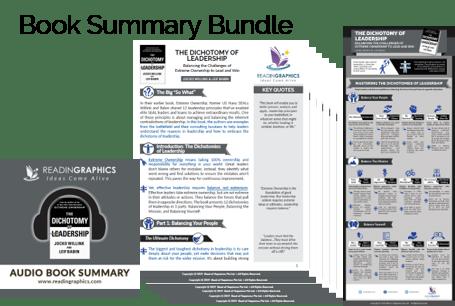 The Dichotomy of Leadership summary_book summary bundle