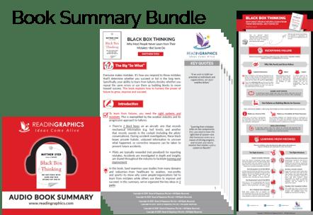 Black Box Thinking summary_Book Summary Bundle