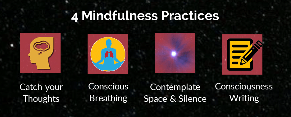 4 Mindfulness Practices_Calm the Mind