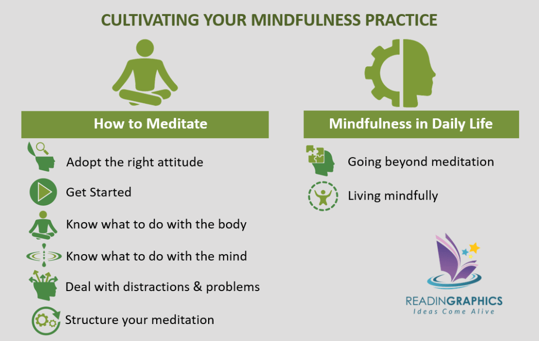 Mindfulness in Plain English summary_cultivating your mindfulness practice