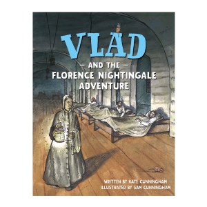 Vlad and the Florence Nightingale Adventure Picture Book