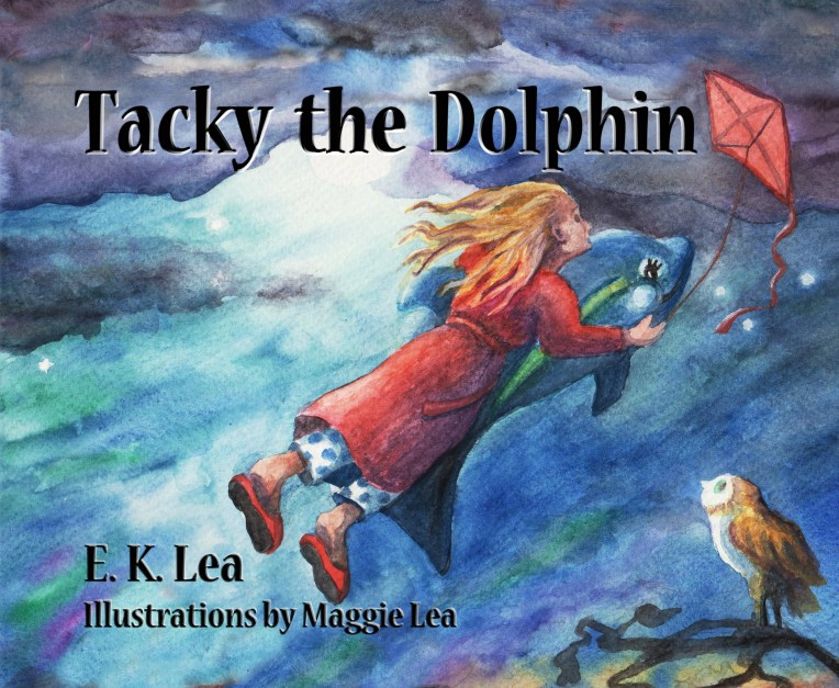 front cover for tacky