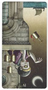 deviant moon tarot four cups reversed