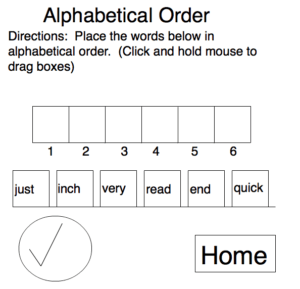 Cando Helper 3–ABC Order, Spelling, Reading Comprehension
