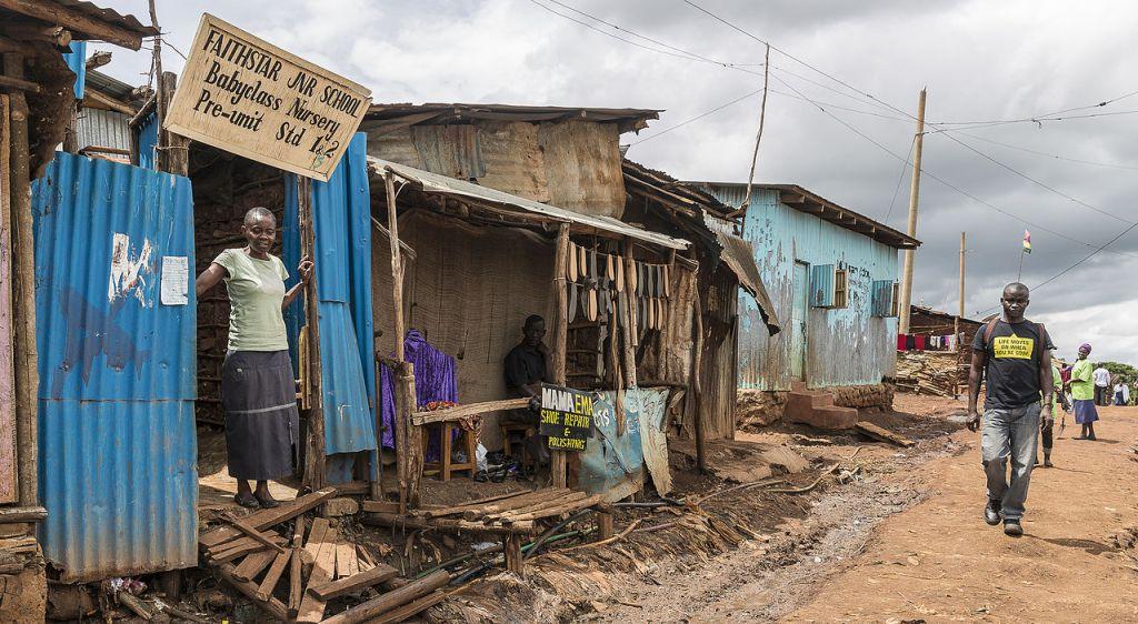 Kibera: Discovering life in an African slum