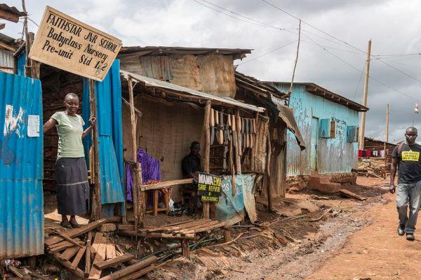 kibera slum tour pin