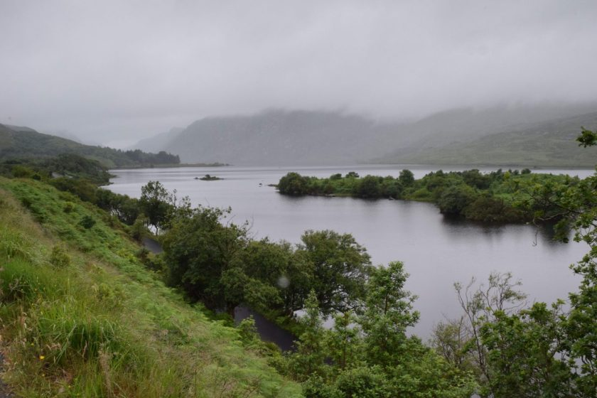 Ulster travel: Glenveagh National Park, Co Donegal