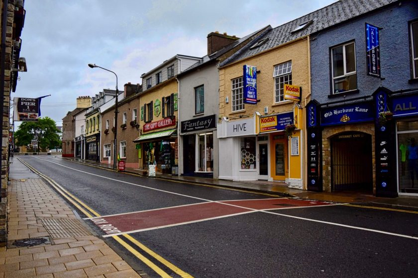 Ulster travel: Donegal Town, Co Donegal