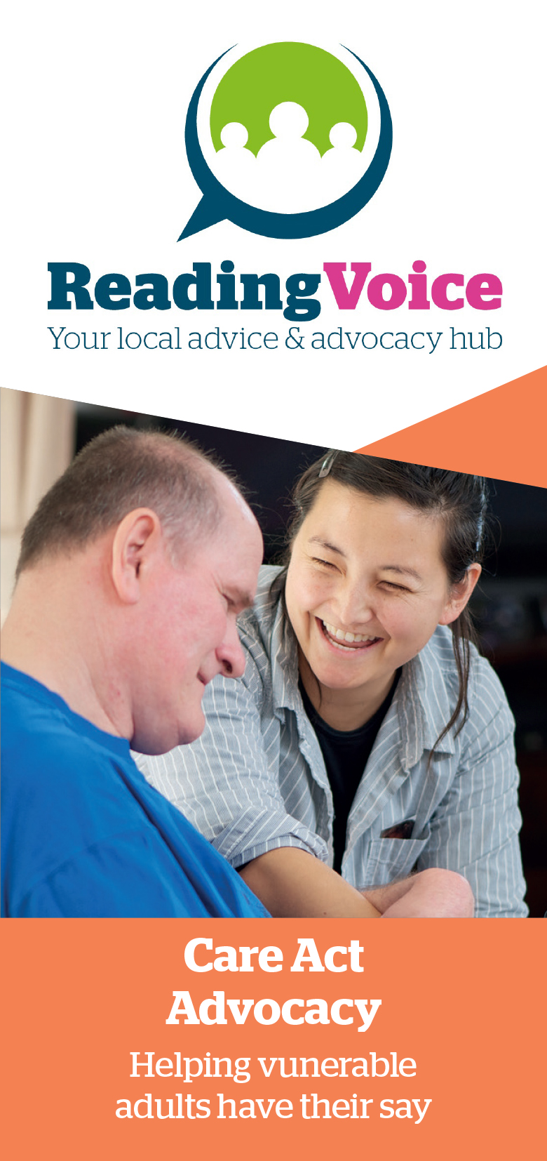 Care Act Advocacy Leaflet