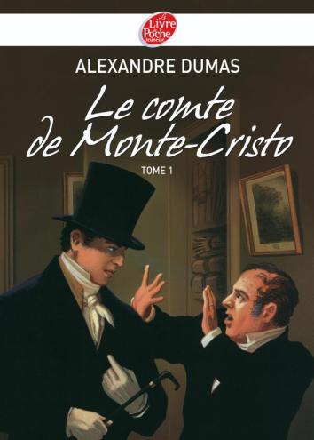 """Alexandre Dumas """"Le Comte de Monte Cristo"""