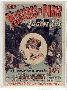 Eugene Sue - Les Mystères de Paris
