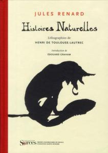 histoires naturelles jules renard toulouse lautrec