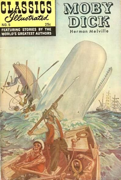"Herman Melville ""Moby Dick"""