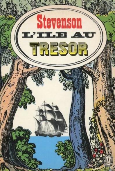 'île au trésor R-L Stenvenson