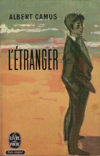 """Albert Camus """"L'Etranger"""""""