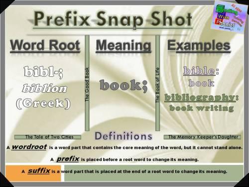 bibl-prefix-snap-shot
