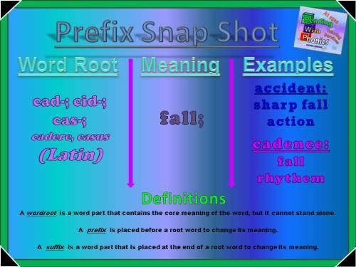 cad-cid-cas-prefix-snap-shot