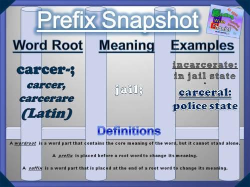 carcer-prefix-snapshot