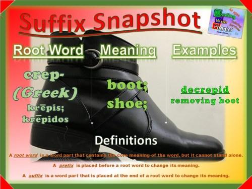 crep- Prefix Snapshot