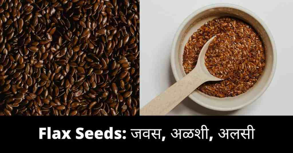 flaxseed meaning in marathi