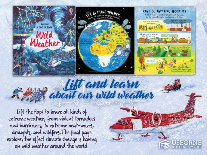 Lift and Learn About Our Wild Weather