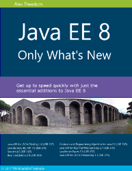 Java EE 8 Only What's New