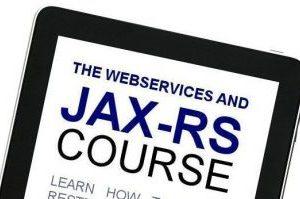 JAX-RS course
