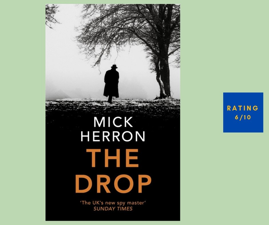 Mick Herron The Drop review