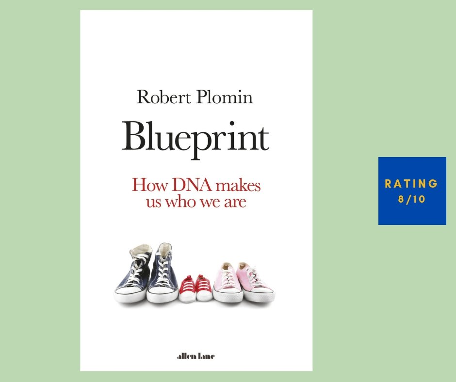 Robert Plomin Blueprint review