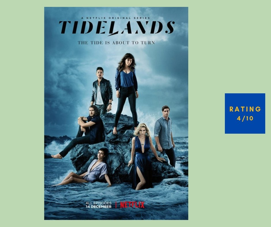 TV series Tidelands review